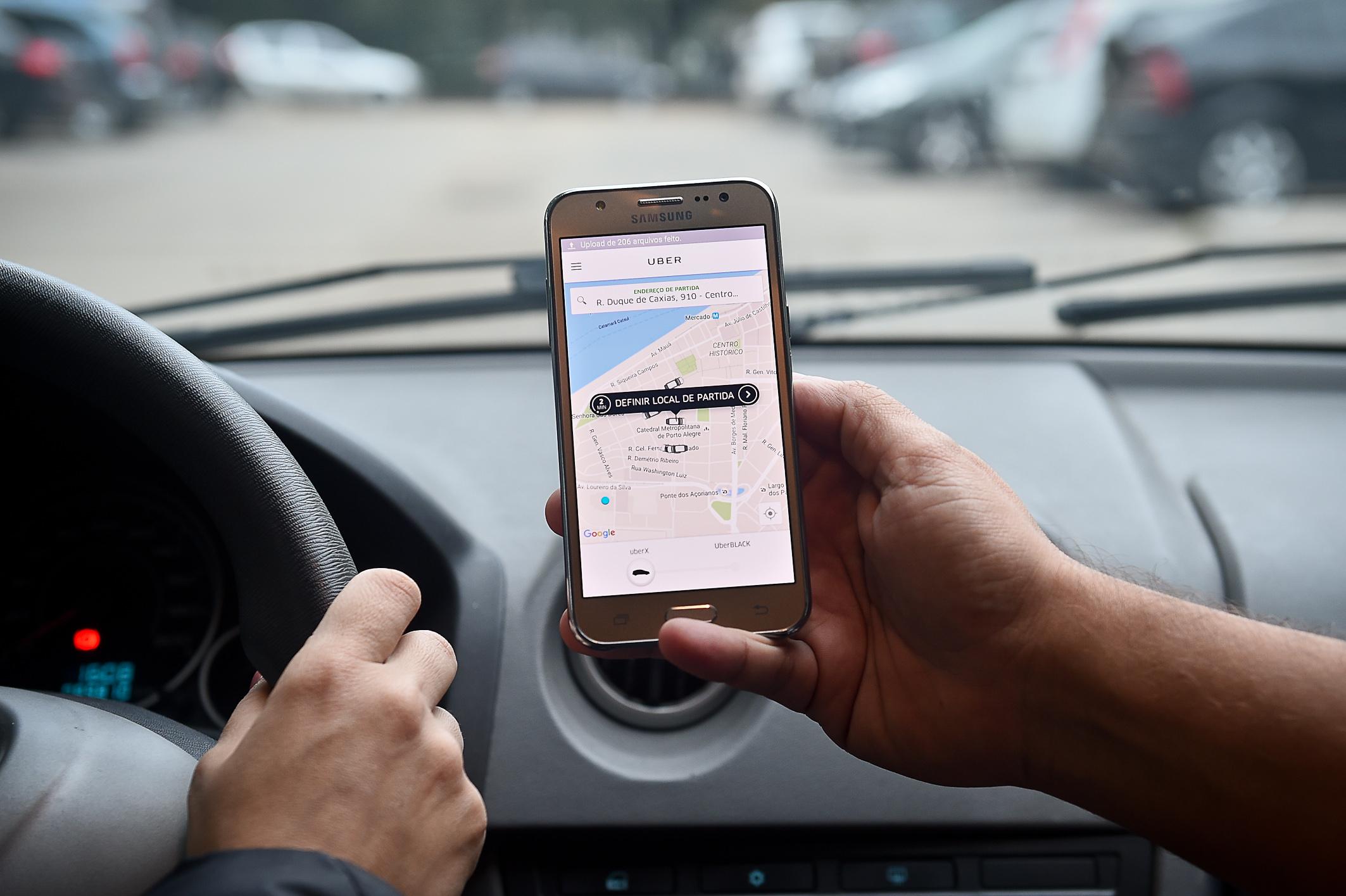 Vereador Marlon Luz mobiliza reunião com aplicativos Uber e 99