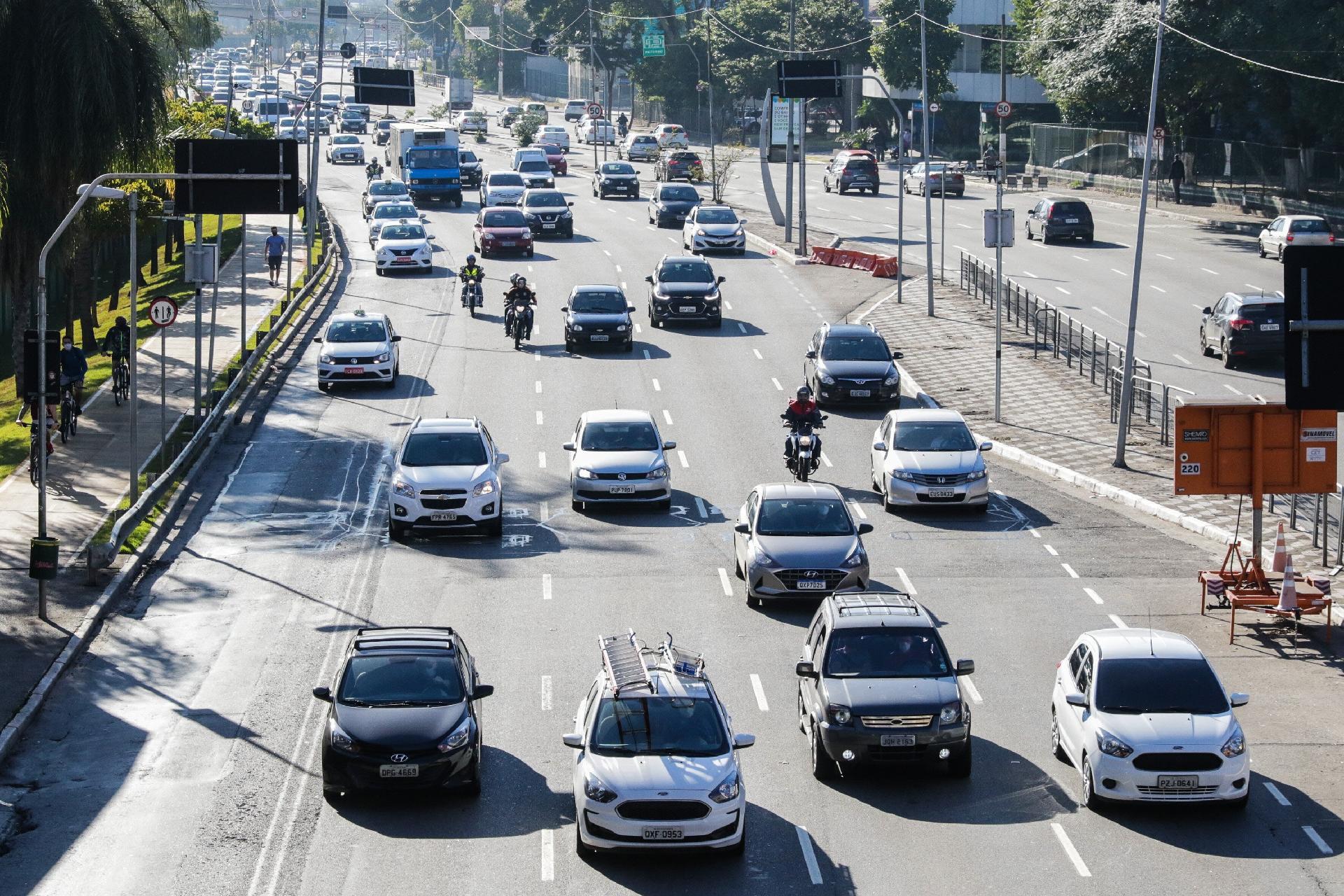 Isenção de Rodízio Municipal para motoristas de app e outras classes