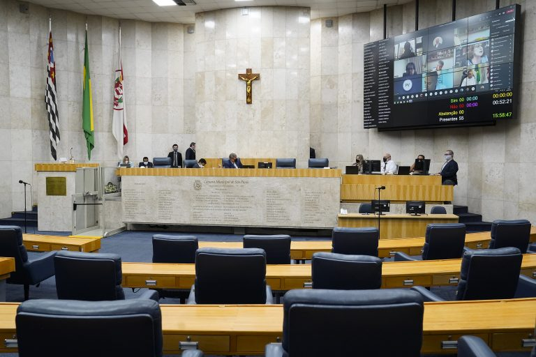Projeto de Lei 158/2021 foi aprovado em 1ª votação