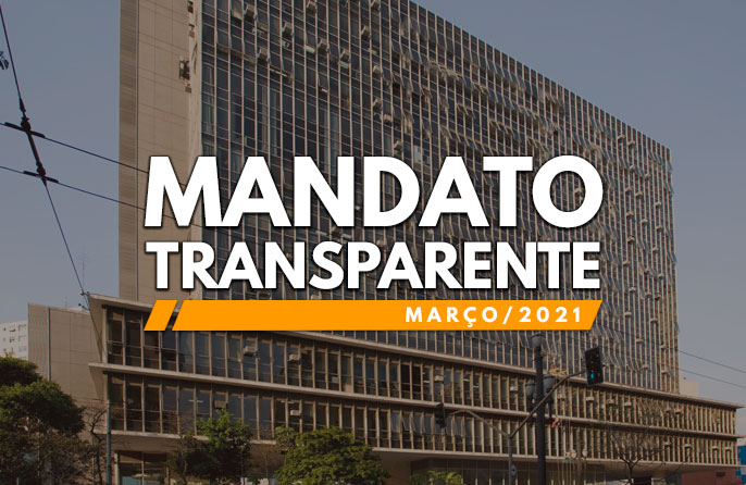Mandato Transparente 2021 | Março