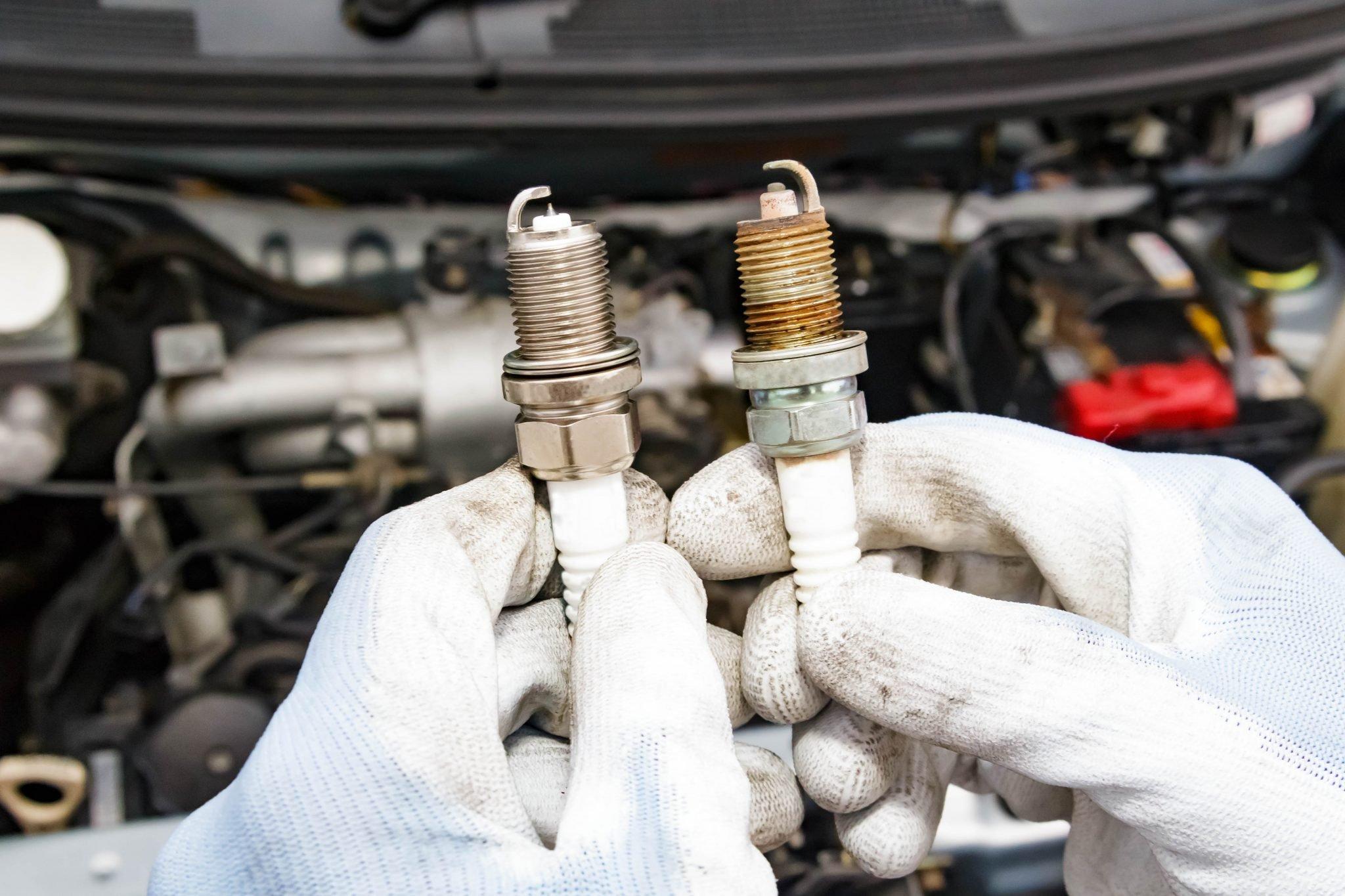 10 sinais de que as velas do carro vão dar problema