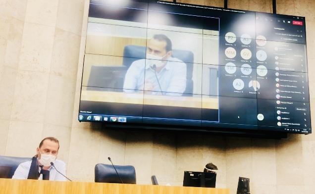 Vereador Marlon Luz faz apelo pela retomada da CPI dos APLICATIVOS
