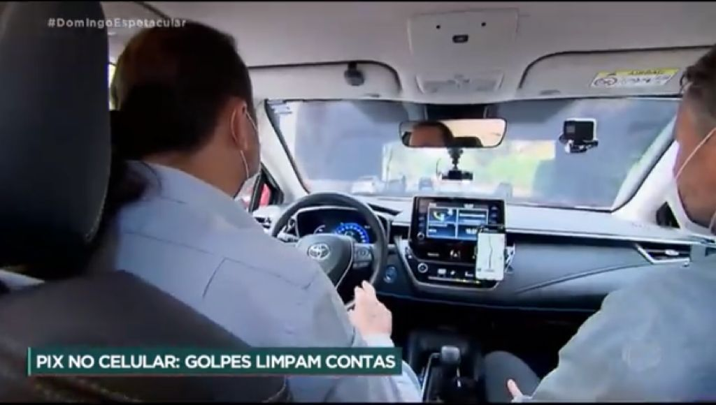GOLPE DO PIX